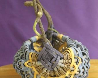 Handwoven Basket #7