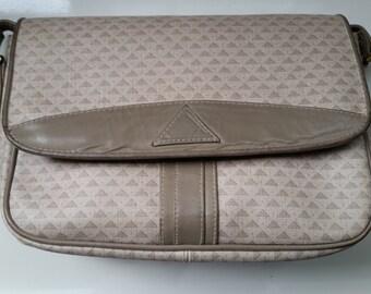 Liz Claiborne Taupe Crossbody Bag