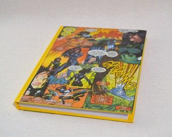 Hardback HOT Marvel Upcycled Comic Book Journal