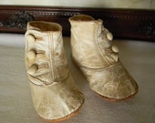 RESERVED FOR NATALIE: Vintage Baby Shoes