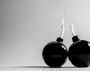 "Oil lamp ""Bomb"""