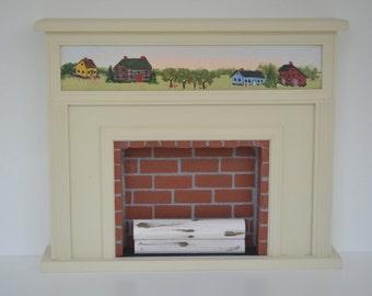 Scene Fireplace