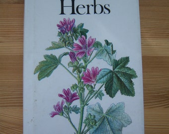 CLEARANCE. Herbs. A Concise Guide in Colour. Published by Hamlyn.