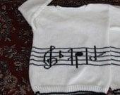 Hey Jude Musical Sweater