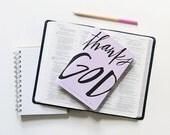 Gratitude Journal (Lilac)
