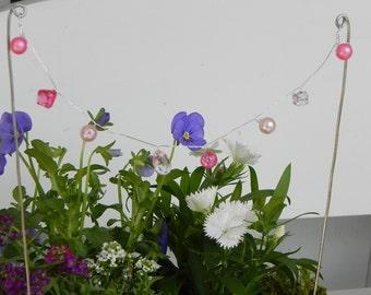 Fairy Garden Accessories miniature fairy garden string of fairy lanterns garland