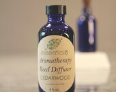Cleansing Aromatherapy Reed Diffusers with Pure Essential Oils, Room Deodorizer