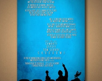 Mystery Science Theater 3000 - LOVE THEME Poster