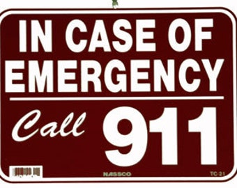 911 Hoop Emergency!