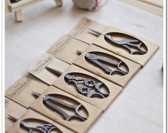 Antique Scissors Zakka Scissors Sewing Supplies DIY Manual Yarn Cut Thread Scissors Sets-5Pcs Listing