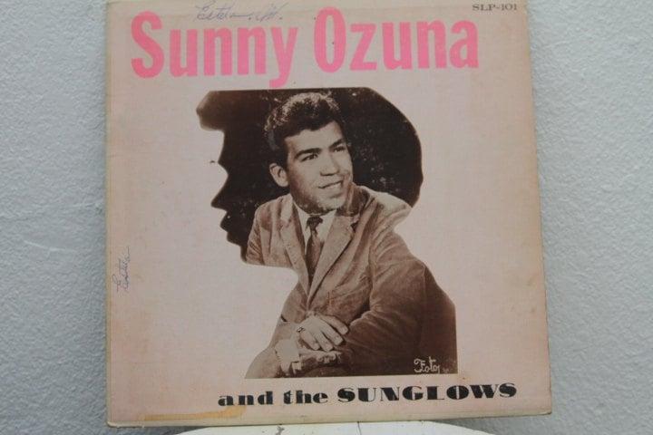 Rare Sunny Ozuna Sunny Ozuna And The Sunglows
