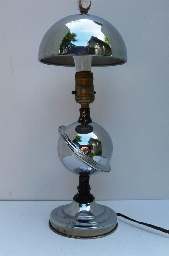 1939 World S Fair Saturn Lamp Art Deco