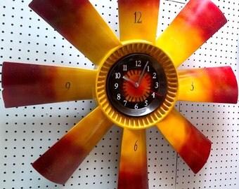Popular items for fan blades on etsy for Repurpose ceiling fan motor