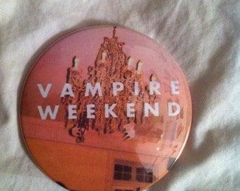 Vampire Weekend Button