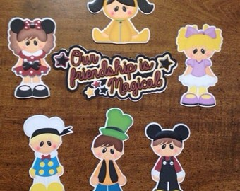 Mickey Mouse Kids Die Cuts
