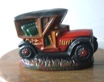 Vintage Car Bookend