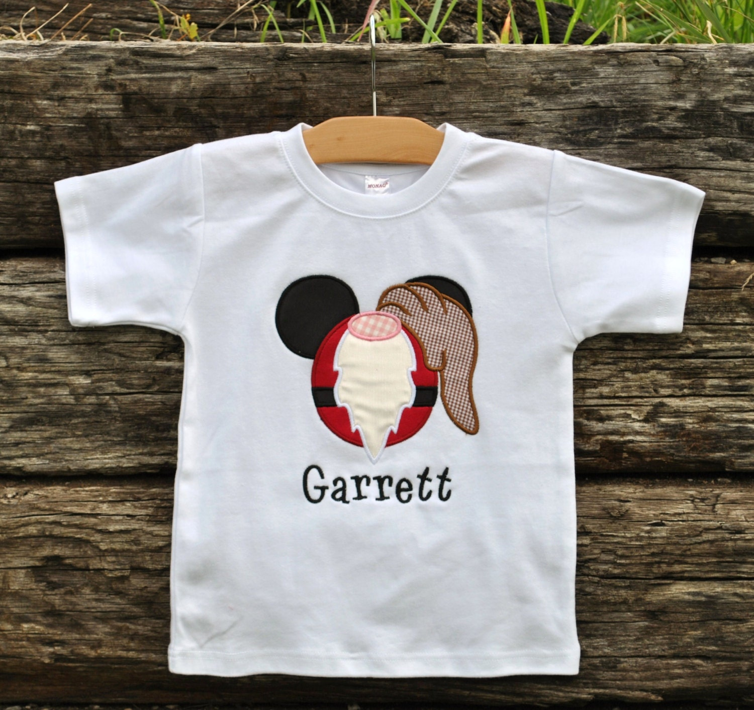 Grumpy Dwarf Mister Mouse Shirt For Boys. Sizes 6m-12yrs. By