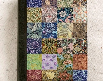 iPad - iPad Air - iPad Mini - Case - William Morris - Patchwork - Floral