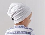 Baby beanie hat, baby slouchy beanie hat, baby boy beanie, one layer baby hat, children accessories