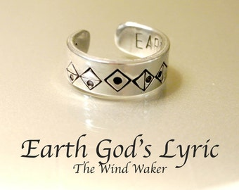 Earth God's Lyric  // The Wind Waker Ring