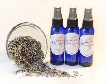 Linen\Pillow Spray - Relaxing Soothing Bedtime and Room Spray - Headache Relief Spray - Calming - Lavender Facial Toner