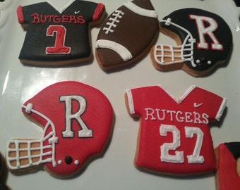 Rutgers Cookies