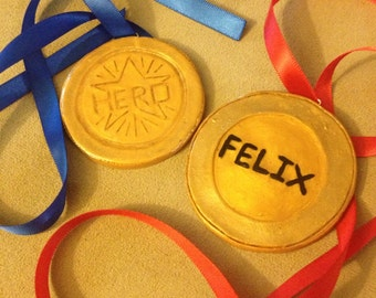 Wreck it Ralph Hero Medal