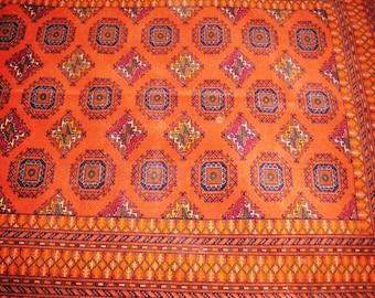 Persian Rug Oriental Carpet Genuine Sarouk Afghan