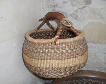 Vintage 70's basket