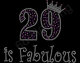 29th Birthday Etsy