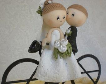 Beautiful Wedding Cake Topper-Anniversary