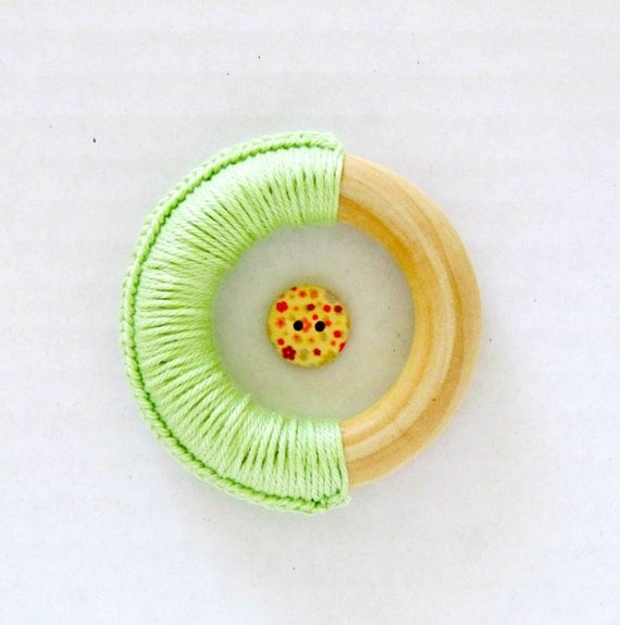 Eco Baby Teether
