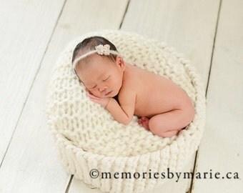 Newborn Tieback