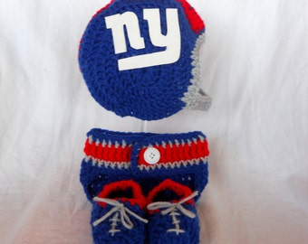 Ny Giants Crochet Afghan Pattern : NEW YORK GIANTS CROCHET ? Only New Crochet Patterns