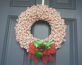 Christmas/ANYTIME wreath door decoration