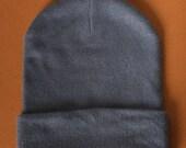 Grey Cashmere Tova Hat