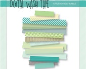Digital Washi Tape - Litt...
