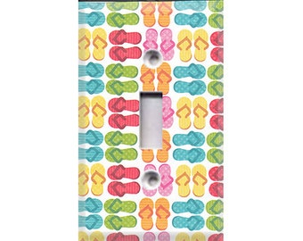 Flip Flops Light Switch Cover