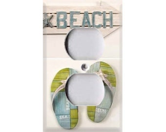 Beach Sandals Outlet Cover