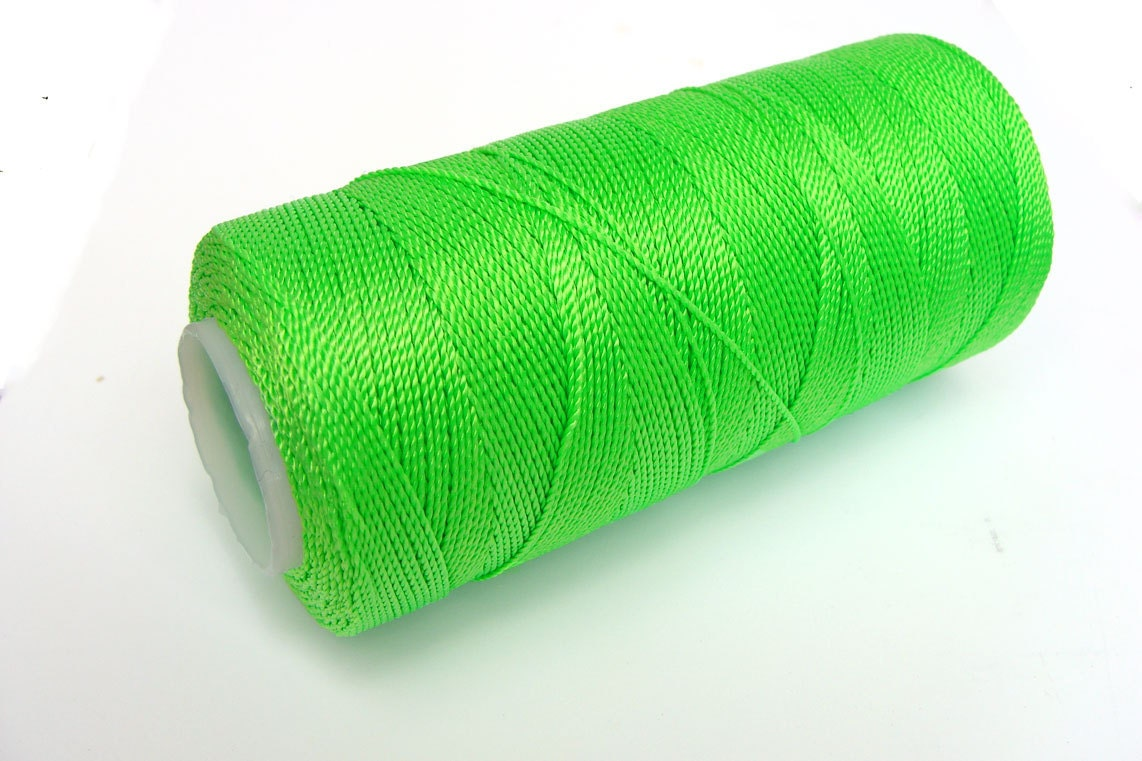Multistranded Nylon Cord And 21