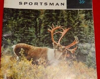 Alaska Sportsman Magazine October 1959