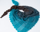 Perfect Darkness crochet pattern haakpatroon scarf
