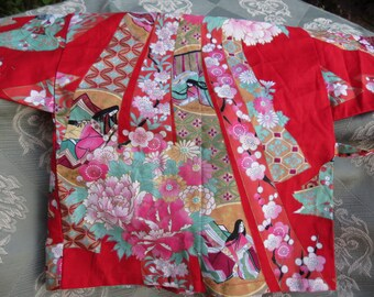 Child's Kimona Japanese
