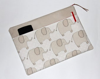 Laptop Case, MacBook 11 sleeve,11 inch laptop cover, MacBook 11 case, Handmade Padded Cover for MacBook 11