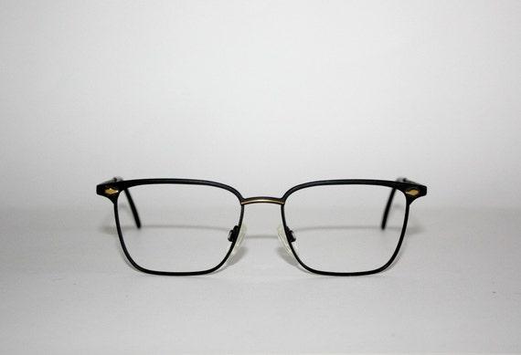 Vintage Eye glasses frames Gucci mod. GG 1223 Nerd Hipster
