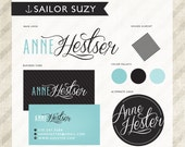 Complete Brand with logo, business card, brand elements and alternate logo - Rebrand