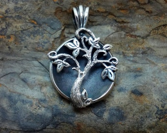 Tree of Life Pendant - Handmade in the Pacific Northwest