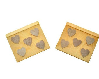 Lil' Cutters Cookies and Baking Sheets Natural Wooden Play Food