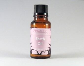 Earth Elemental Oil
