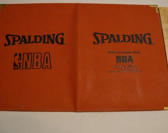 NBA Basketball Cover for a Notebook or Tablet